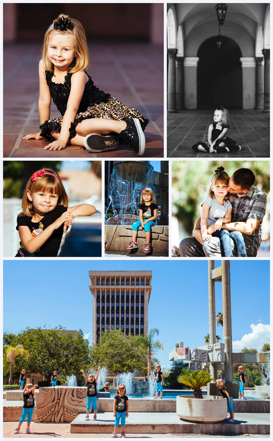 Tucson Photographer Hayden Child Portrait Session