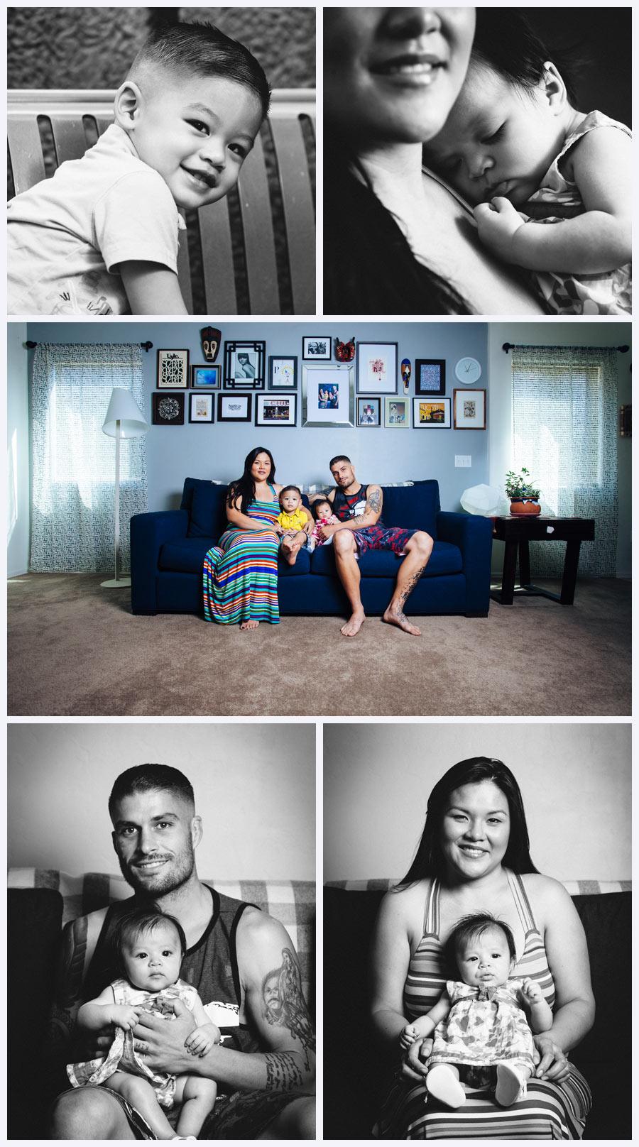 Larsen Family Photo Session Tucson Wedding Photographer