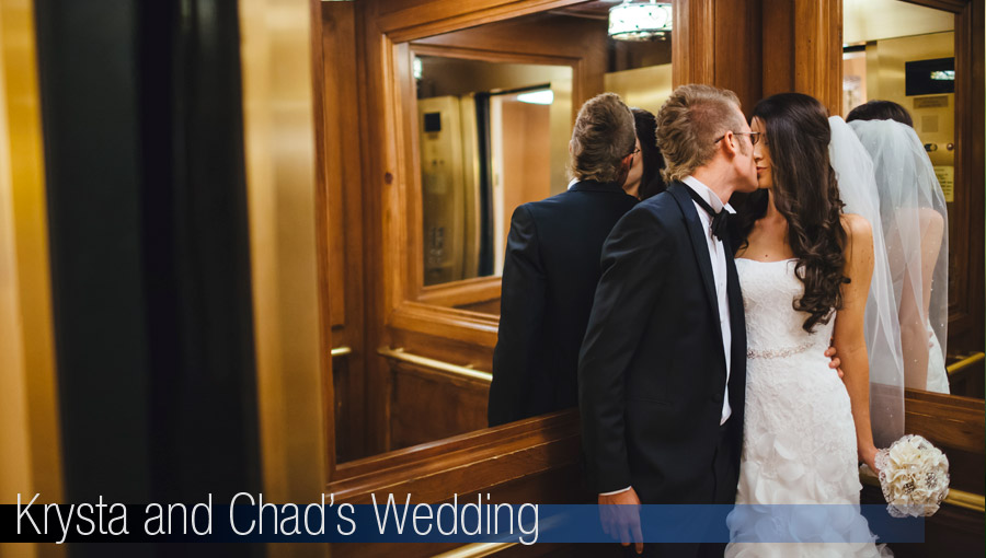 Krysta and Chad's Wedding at the Tucson Museum of Art