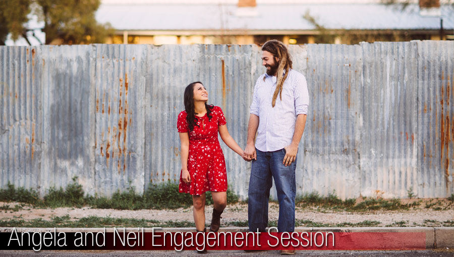 Tucson Wedding Photographer Engagement Session