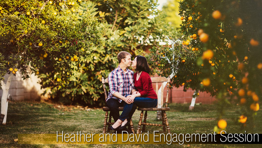 Engagement session wtih Tucson Wedding Photographer Justin Haugen