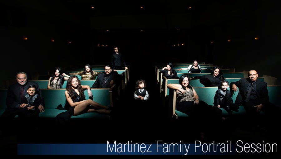 Tucson Photographer Martinez Family Portrait