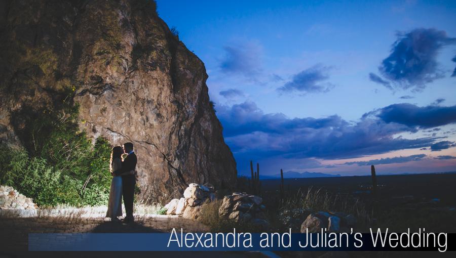 tucson arizona wedding photo