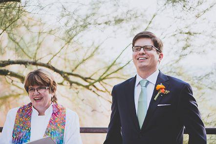 tucson groom wedding ceremony