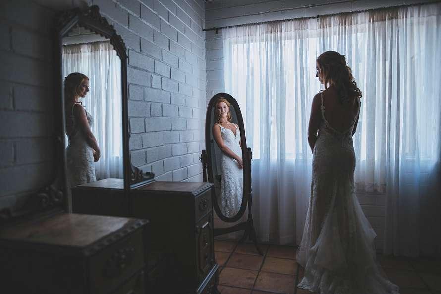 Bride wedding portrait Tucson Arizona Wedding Photographer Justin Haugen